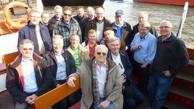 Ausfahrt 2016 nach Hamburg organisiert von Uwe Ledzinski