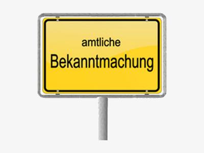 Vorschaubild zur Meldung: Flächennutzungsplan Blumberg