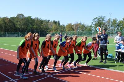 Vorschaubild zur Meldung: Jugend trainiert - Leichtathletik WK II + WK III