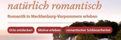 Vorschaubild zur Meldung: Romantik in Mecklenburg Vorpommern erleben