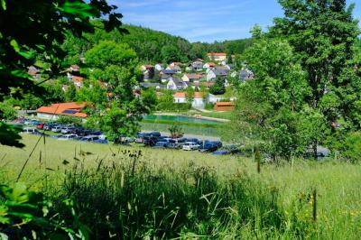 Foto zur Meldung: Ende der Badesaison im Naturbad Königstein