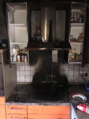 Vorschaubild zur Meldung: EINSATZ: Küchenbrand