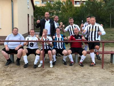 Foto zur Meldung: Alte Herren / Wichtiger Auswärtssieg im Kampf um die Meisterschaft