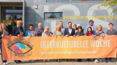 Foto zur Meldung: Bunte Vielfalt bei der Interkulturellen Woche