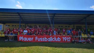 Foto zur Meldung: Herren / Pokalendspiel Lübzer Pils Cup – Vizepokalsieger 2018/2019