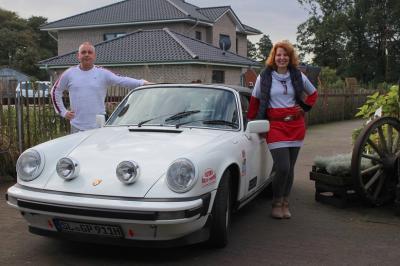 Foto zur Meldung: Autoshow in Schafflund