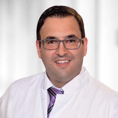 Dr. Alexander Lindhorst, Chefarzt Gastroenterologie