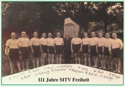 111 Jahre MTV Freiheit - Ein grün-weißes Fest für die ganze Familie