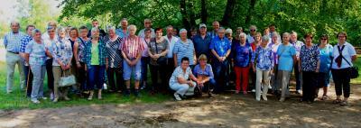 Foto zur Meldung: Ausflug in die Lüneburger Heide der Seniorengruppe Papenrode und Gr. Sisbeck