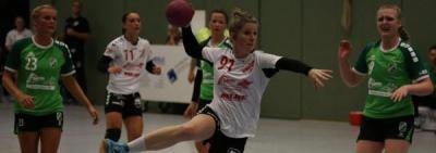 Vorschaubild zur Meldung: Handball: Kantersieg im Oberliga-Derby und weitere Gründe zum Feiern
