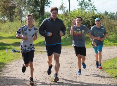 Vorschaubild zur Meldung: Lauftag an der EKS