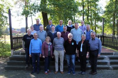 Teilnehmer der Fortbildung