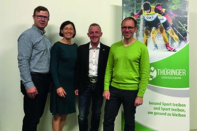 Bild der Meldung: Thüringer Sportärztebund: Neuer Vorstand gewählt