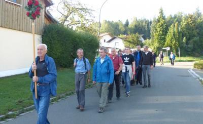 Foto zur Meldung: Männerwallfahrt führt wieder nach Neukirchen b. Hl. Blut