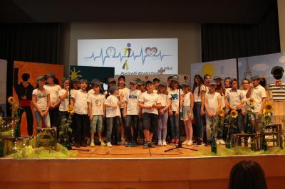 Foto zur Meldung: 50 Jahre Puricelli Realschule plus