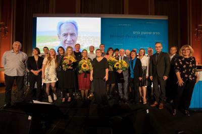 Foto Preisträger*innen (c) dizf / Ruthe Zuntz