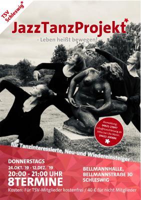 Vorschaubild zur Meldung: NEU+++ JazzTanzProjekt* des TSV Schleswig