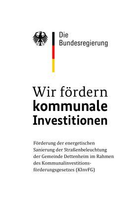 Vorschaubild zur Meldung: Wir fördern kommunale Investitionen
