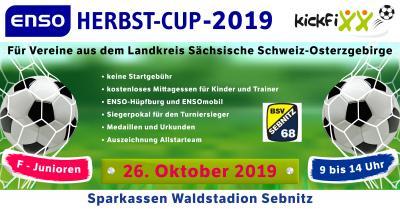 Vorschaubild zur Meldung: ENSO-HERBST-CUP AUSGEBUCHT !