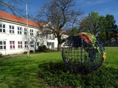 Vorschaubild zur Meldung: Die Carl-Diercke-Schule wurde und wird weiter saniert