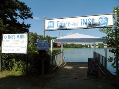 Vorschaubild zur Meldung: Das Kyritzer Seeufer wird im Winter neu gestaltet