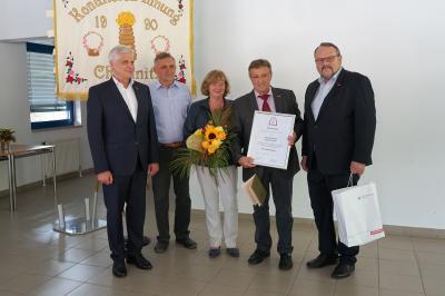 Foto zu Meldung: Innungsversammlung der Konditoren Chemnitz-Zwickau