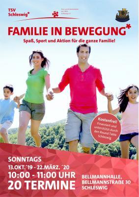 Vorschaubild zur Meldung: Familie in Bewegung startet Mitte Oktober