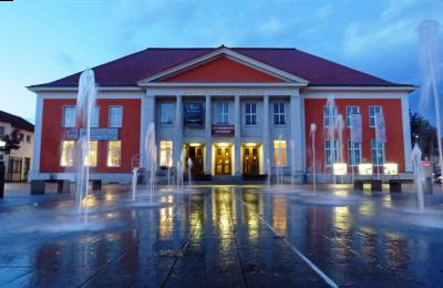 Vorschaubild zur Meldung: Veränderte Öffnungszeiten Kulturzentrum Rathenow