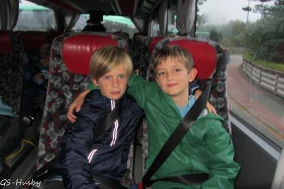 Foto zur Meldung: Schulausflug zur Arche Warder