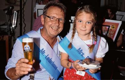 Vorschaubild zur Meldung: Klara ist die Miss Dirndl von Tangstedt
