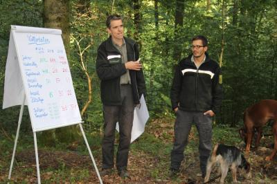 Waldbegehung am 20.09.2019
