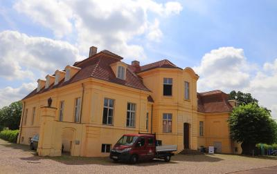 Foto zur Meldung: Fontane-Programm im Schloss Reckahn