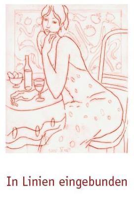 Unser Bild zeigt eine Zeichnung von Hans Straßberg.