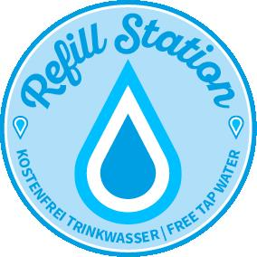 Vorschaubild zur Meldung: Refill Deutschland - Emmelshausen macht mit!