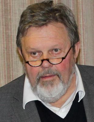 Burkhard Gerling, stellv. Bürgermeister Husby