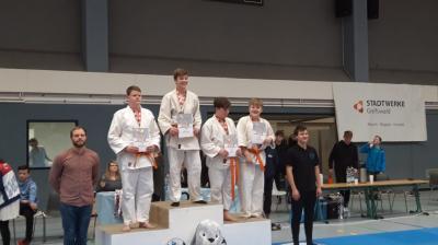 Foto zur Meldung: Offene Marzahner Meisterschaften U12
