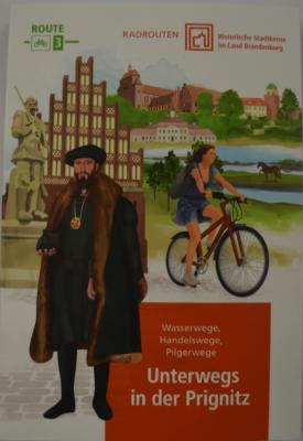 """Foto zur Meldung: Radeln über """"Wasserwege, Handelswege, Pilgerwege"""""""