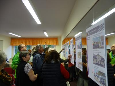 Vorschaubild zur Meldung: Bürger brachten sich zum Integrierten Stadtentwicklungkonzept ein