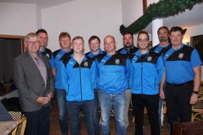 neue Vorstandschaft des FC Treffelstein