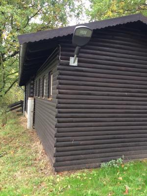 Vorschaubild zur Meldung: Grillhütte / Beleuchtung für barrierefreien Zugang