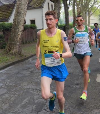 Vorschaubild zur Meldung: Nikki Johnstone gewinnt überlegen den Long Distance Trail in Heidelberg