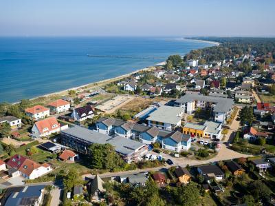 Foto zur Meldung: Baubeginn Küstenschutzmaßnahme im Seebad Lubmin
