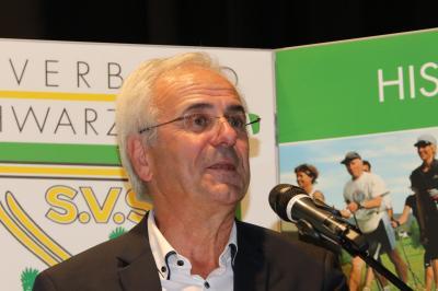 Manfred Kuner ist neuer Präsident des Skiverbandes Schwarzwald - Foto: Hahne