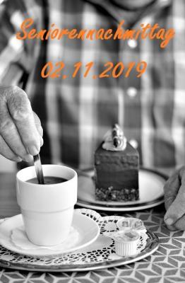 Foto zu Meldung: Seniorennachmittag in Mörschbach am 02.11.2019