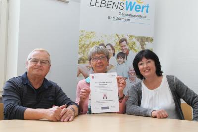 Foto zur Meldung: Mehrgenerationenhaus startet Demenz-Initiative