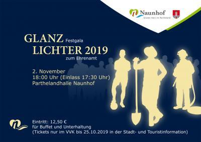 Naunhof würdigt das Ehrenamt