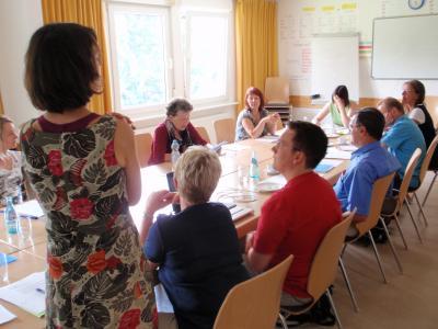 Bild der Meldung: Seminar zum Thema Gruppenleitung