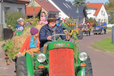 Foto zur Meldung: Gelungenes Michelsdorfer Erntedankfest