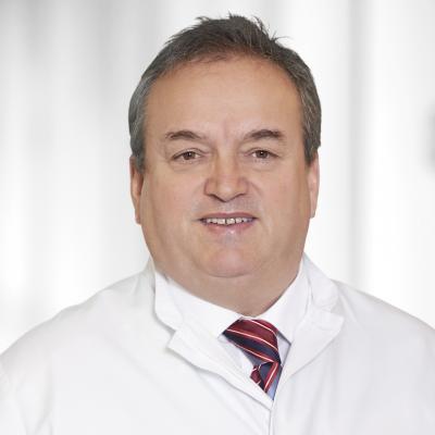 Dr. Gert Schindler, Chefarzt Urologie im Evangelischen Krankenhaus Dierdorf/Selters