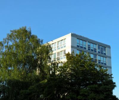 Foto zur Meldung: Sperrung Dahlienweg auf Höhe der Hausnummer 13